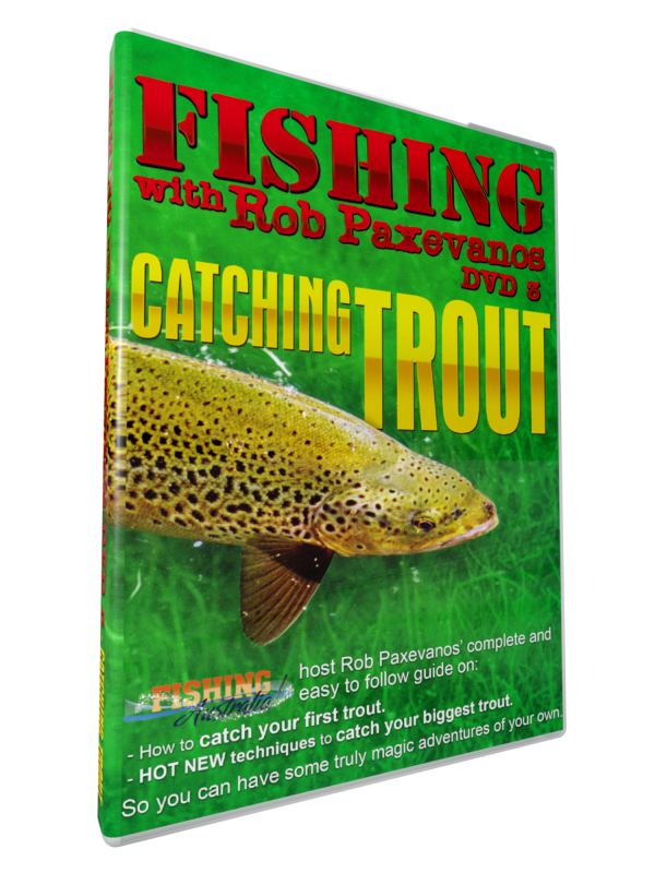 Catching Trout [DVD]
