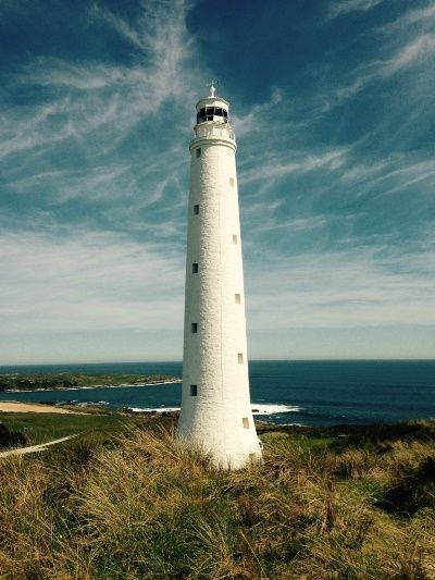 Cape Wickham Lighthouse is the tallest in the Southern Hemisphere