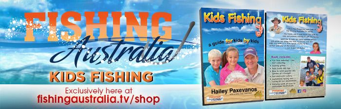 Kids Fishing Book Offer - Click HERE