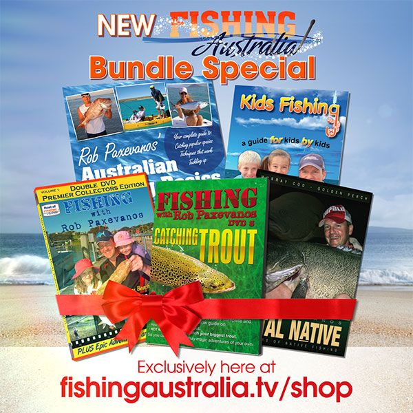 New Fishing Australia Bundle Special
