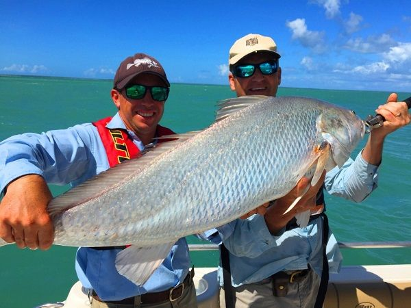 Groote Eylandt – Far and beyond the usual remote fishing lodge experience