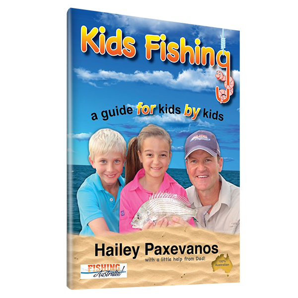 Kids Fishing [Book] - NEW