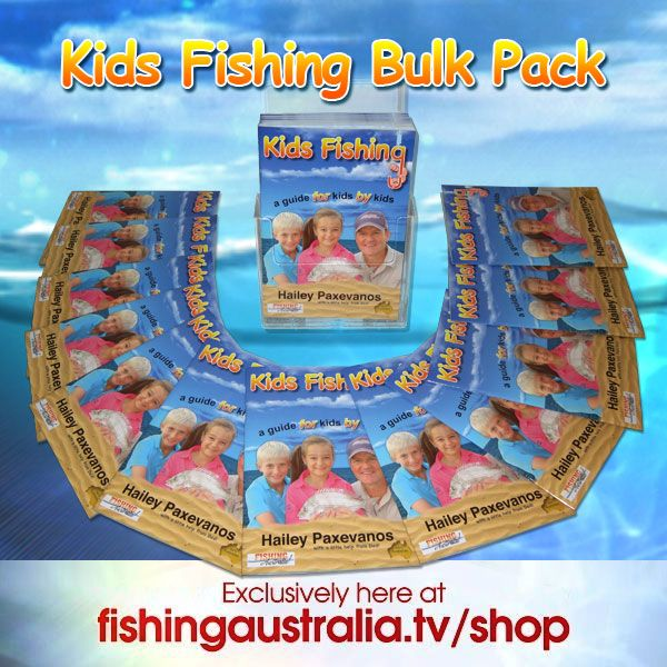 Kids Fishing Bulk Pack