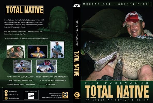 Total Native Fishing - My biggest film on inland fishing yet