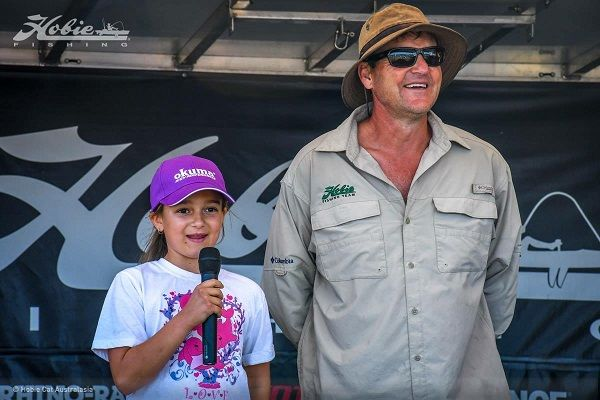 New Father and Daughter Fishing Comps