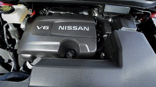 The 3.5 litre V6 petrol is an impressive performer