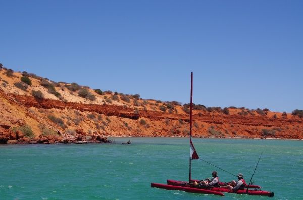 Join Rob and team on Ep#12 2014 Shark Bay - one of their best adventures yet