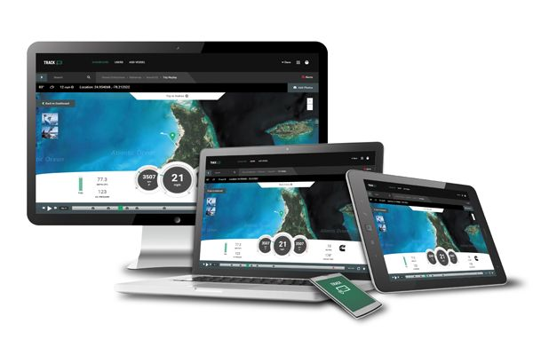 Navico Track monitors your boats essentials by remote!